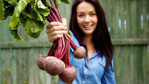 Можно ли есть свеклу кормящей маме? Влияние овоща на лактацию и организм грудничка