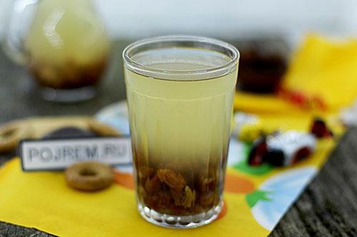 напиток из изюма