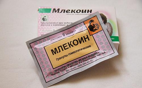 Гомеопатический препарат Млекоин: безопасный способ эффективно увеличить количество грудного молока! Инструкция по применению. Отзывы кормящих мам