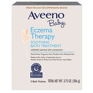 Aveeno eczema